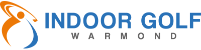 Indoor Golf Warmond Logo
